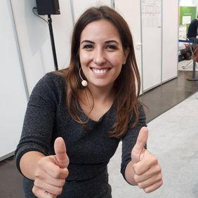 Maria Azzarone auf der Neocom 2017 - Bild 1